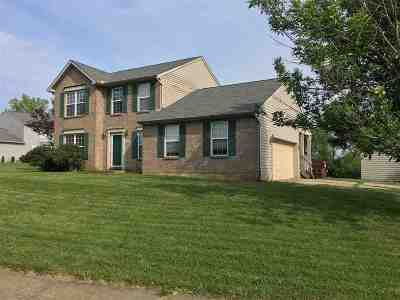 Independence Single Family Home For Sale: 1039 Falcon Court