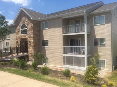 Campbell County Condo/Townhouse For Sale: 10593 Lynn #6
