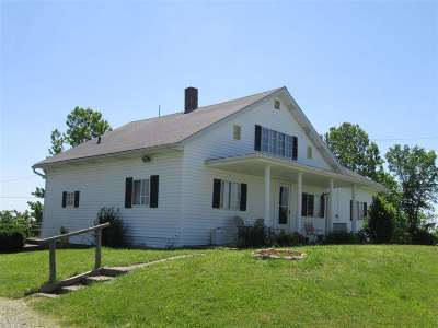 Williamstown Single Family Home For Sale: 471 Ashbrook Road