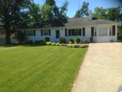 Union Single Family Home For Sale: 1501 Dublin
