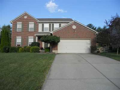 Boone County Single Family Home For Sale: 2814 Coachlight Lane