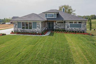 Union Single Family Home For Sale: 1343 Prado Drive