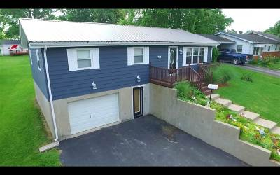 Pendleton County Single Family Home For Sale: 414 Broad Street