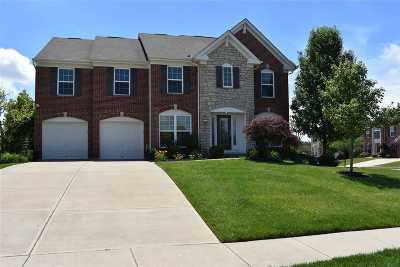 Boone County Single Family Home For Sale: 2593 Alyssum Drive