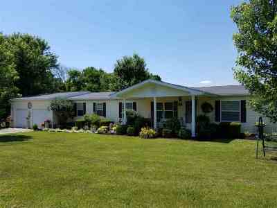 Owen County Single Family Home For Sale: 185 Cherokee Court