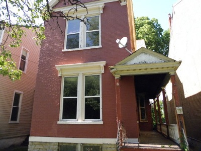 Covington Single Family Home For Sale: 16 15th Street