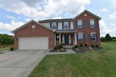 Burlington Single Family Home For Sale: 6614 Jade Court