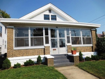 Latonia Single Family Home For Sale: 102 W 34th