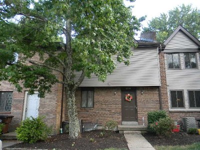 Boone County, Kenton County Condo/Townhouse For Sale: 4338 Cobblewood Court