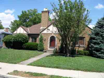 Fort Thomas Single Family Home For Sale: 46 Broadview Place