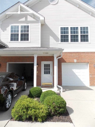 Florence Condo/Townhouse For Sale: 1126 Periwinkle Drive