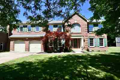 Fort Mitchell Single Family Home For Sale: 2426 Stonewell Trail