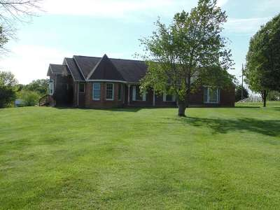 Gallatin County Single Family Home For Sale: 3588 Hwy 55
