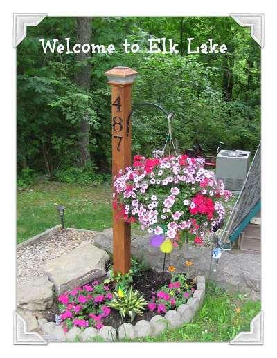 Owen County Single Family Home For Sale: Lots 486 & 487 Elk Lake Resort