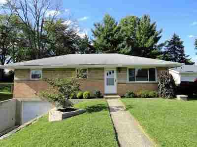 Erlanger Single Family Home For Sale: 674 Cypress