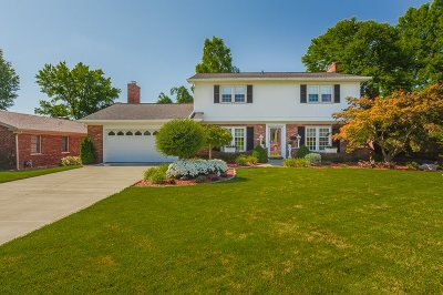 Fort Mitchell, Fort Wright Single Family Home For Sale: 1716 Highland Place