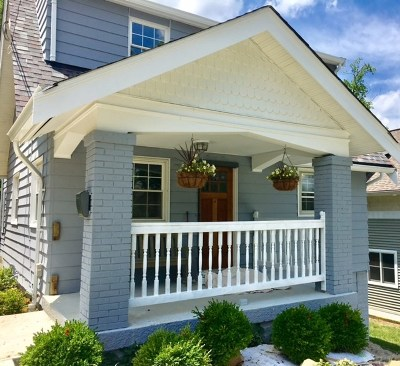 Fort Thomas Single Family Home For Sale: 89 Taylor Avenue