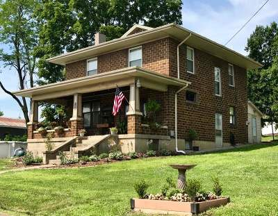 Grant County Single Family Home For Sale: 31 N Main Street