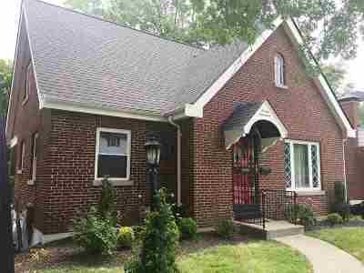 Fort Wright Single Family Home For Sale: 1617 E Crittenden Avenue