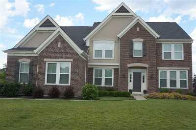 Union Single Family Home For Sale: 8665 Marais Dr