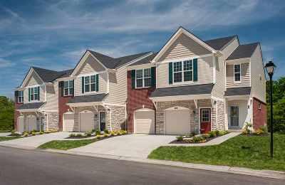 Burlington Condo/Townhouse For Sale: 6008 Titleist Lane #134C