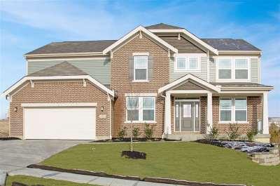 Alexandria Single Family Home For Sale: 650 Indigo Drive