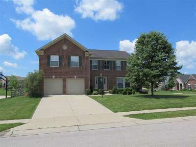 Erlanger Single Family Home For Sale: 795 Fawn Drive