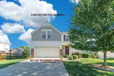 Burlington Single Family Home For Sale: 656 Makayla Court