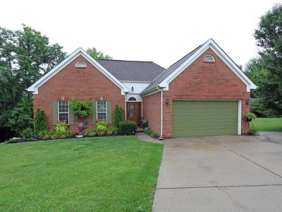 Alexandria Single Family Home For Sale: 3550 James Lane