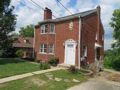 Campbell County Single Family Home For Sale: 40 Broadview Place