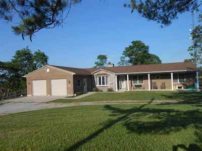 Boone County Single Family Home For Sale: 12472 Andrews