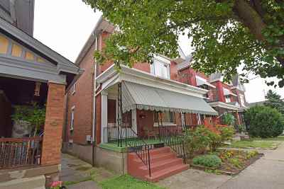 Kenton County Multi Family Home For Sale: 1824 Scott Boulevard