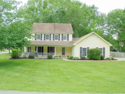 Carroll County Single Family Home For Sale: 101 Mojave Trail
