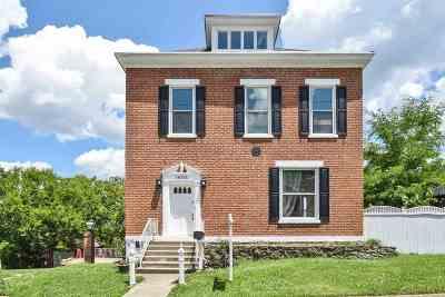 Covington Single Family Home For Sale: 1606 Monroe Street