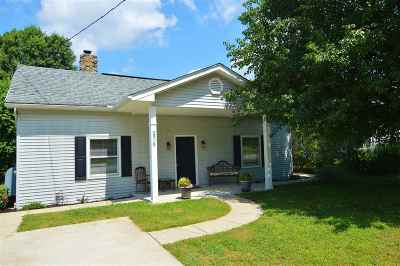 Boone County Single Family Home For Sale: 2919 Second Street