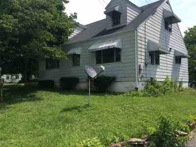 Grant County Single Family Home For Sale: 15 Church Street