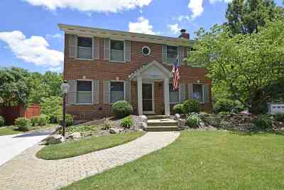 Fort Wright Single Family Home For Sale: 1428 E Henry Clay Court