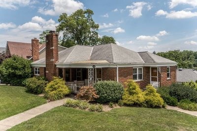 Fort Thomas Single Family Home For Sale: 1516 N Fort Thomas Avenue
