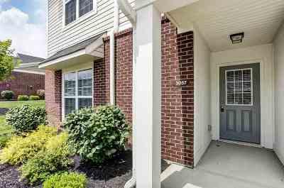 Burlington Condo/Townhouse For Sale: 3057 Palmer Place