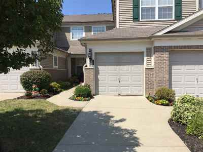 Cold Spring Condo/Townhouse For Sale: 868 Flint Ridge