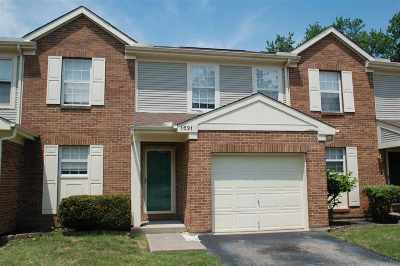 Burlington KY Condo/Townhouse Pending: $99,900