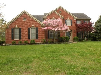Union Single Family Home For Sale: 10205 Lewis Lane