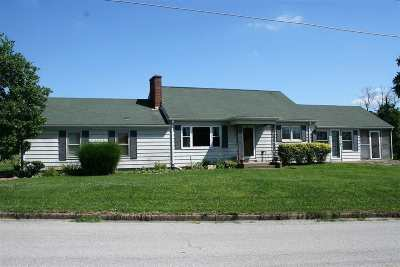 Gallatin County Single Family Home For Sale: 136 Ky Highway 467 W