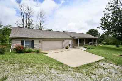 Boone County Single Family Home For Sale: 1881 Alexander Road