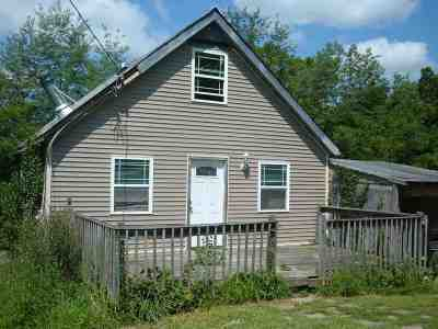 Grant County Single Family Home For Sale: 345 Oakwood