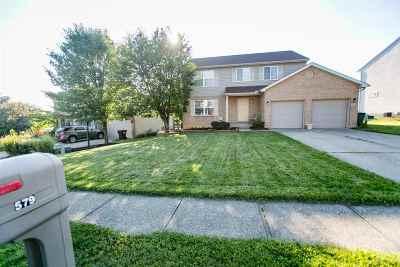 Florence Single Family Home For Sale: 579 Buckshire Glen Court