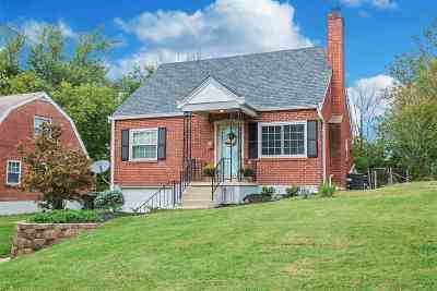 Erlanger Single Family Home For Sale: 400 McAlpin Avenue