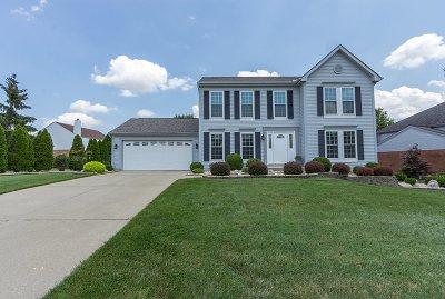 Burlington Single Family Home For Sale: 4813 Cornell