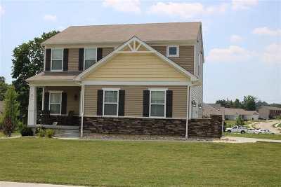 Alexandria Single Family Home For Sale: 671 Mallard Drive
