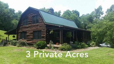 Boone County Single Family Home For Sale: 4841 Woolper Road